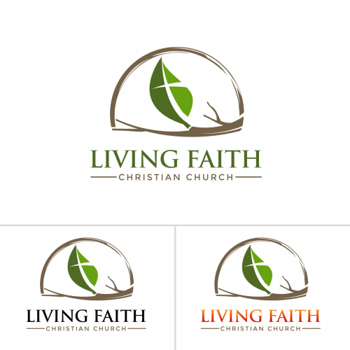 Living Faith Church Logo
