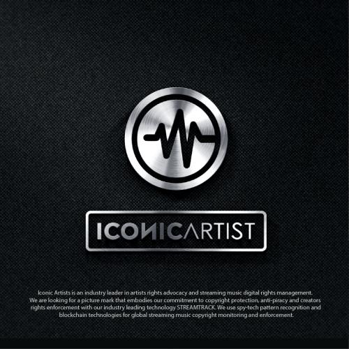 Musical company logo