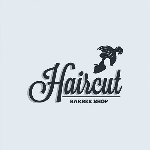 logos for barber shop