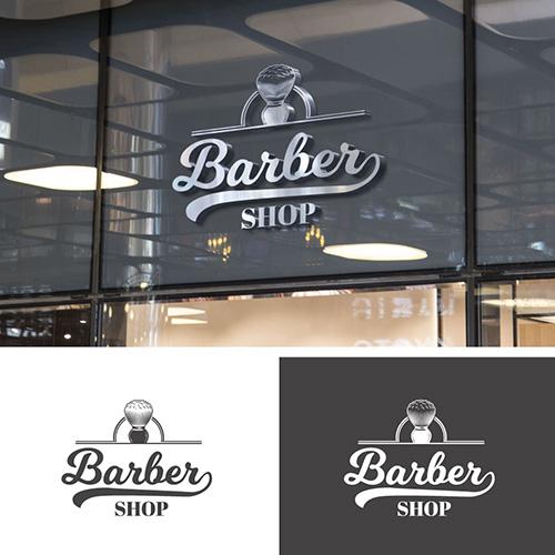 Get barber shops logo