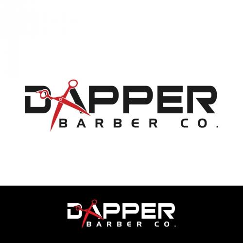 barber logo online