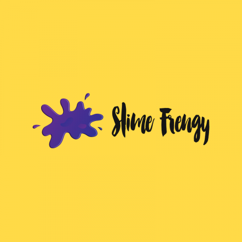 slime shop logo idea
