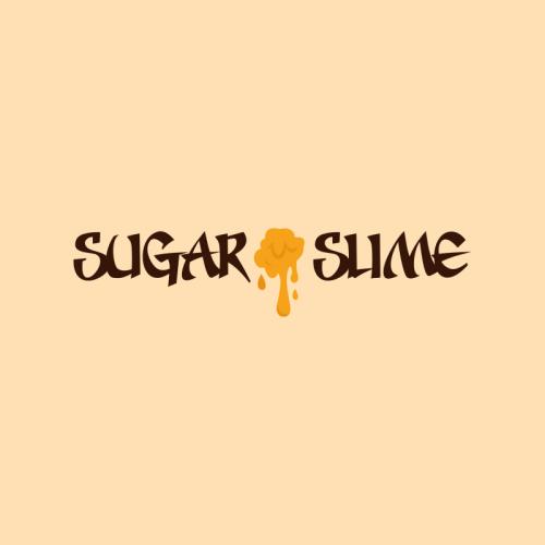 slime logos design