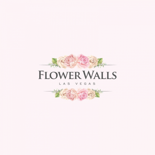 Floral Delivery Company Logo