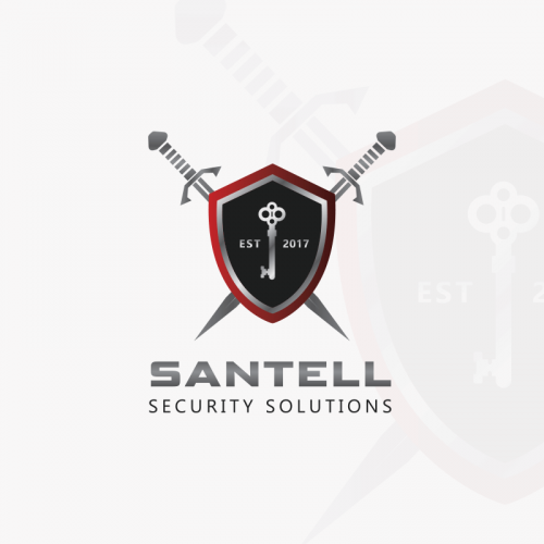 Burglar Alarm Security Company logo