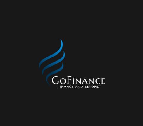Bank online logo design
