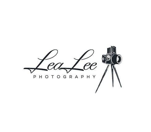 Ideal photography logos