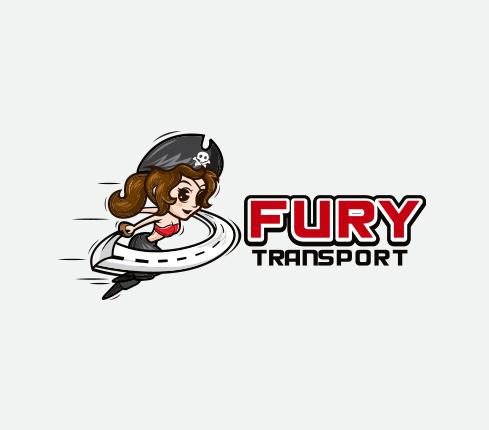 Online Trucking Logo