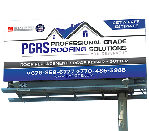 PGRS Billboard Design