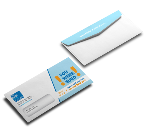Company Envelope Design