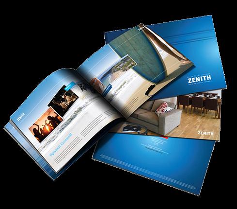 Zenith Catalog Template