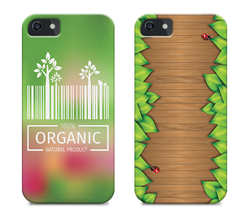 Organic Mobile Case Design