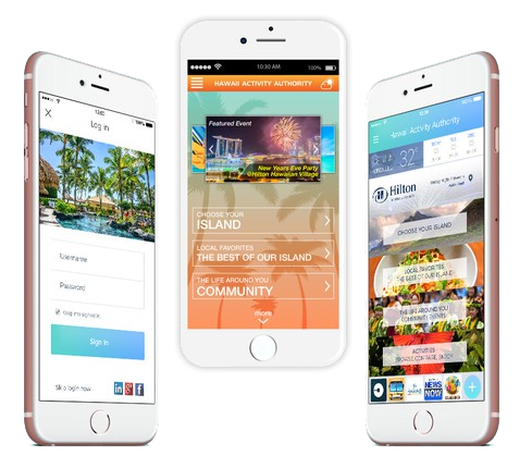 Travel Mobile App Design Company