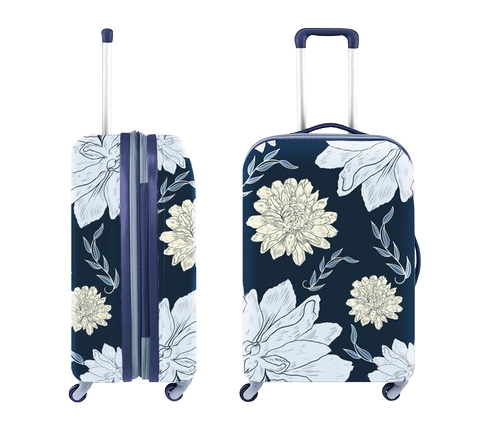 Merchandise Suitcase Designs