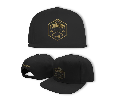 Hat Merchandise Designs