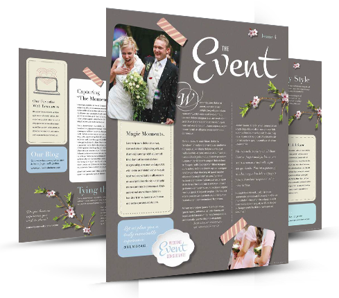 Event Newsletter Template