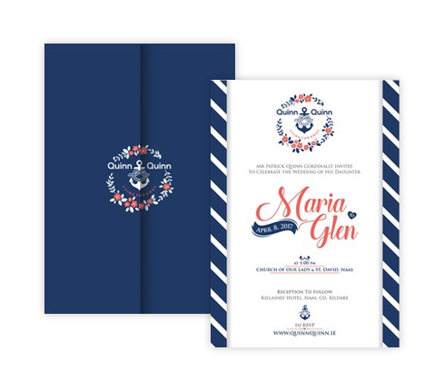 Weddings Invitation Card Design