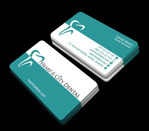Dental Care Graphic Design & Branding Services