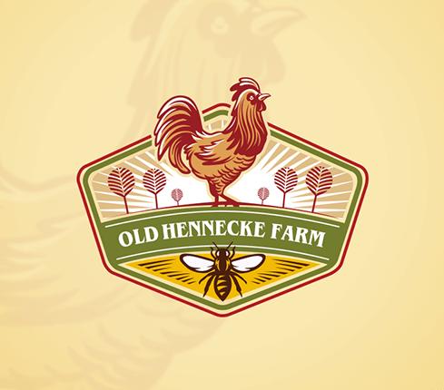Agriculture online Logo Design