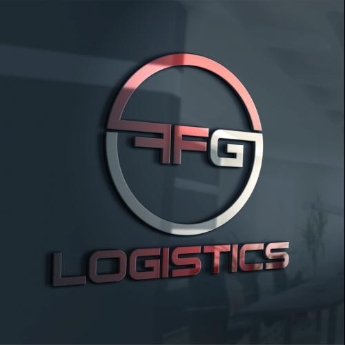 Online Logistics Logo Design