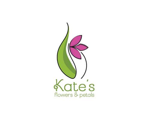 Flower & Floral Logo