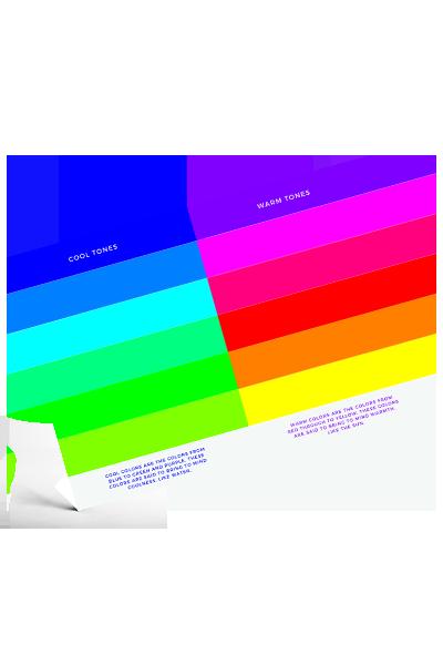 color wheel generator