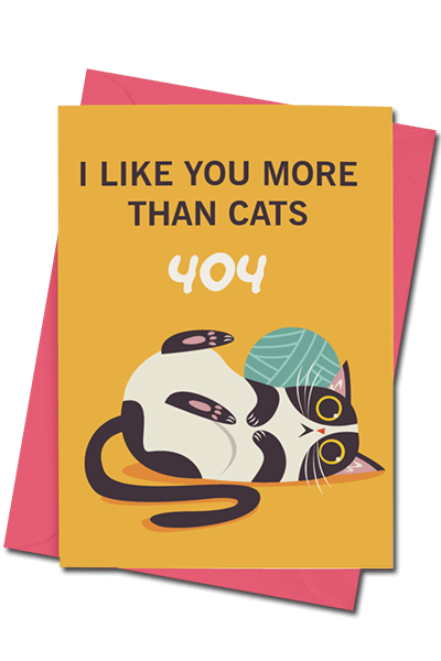 Funny Valentines Day Card Maker