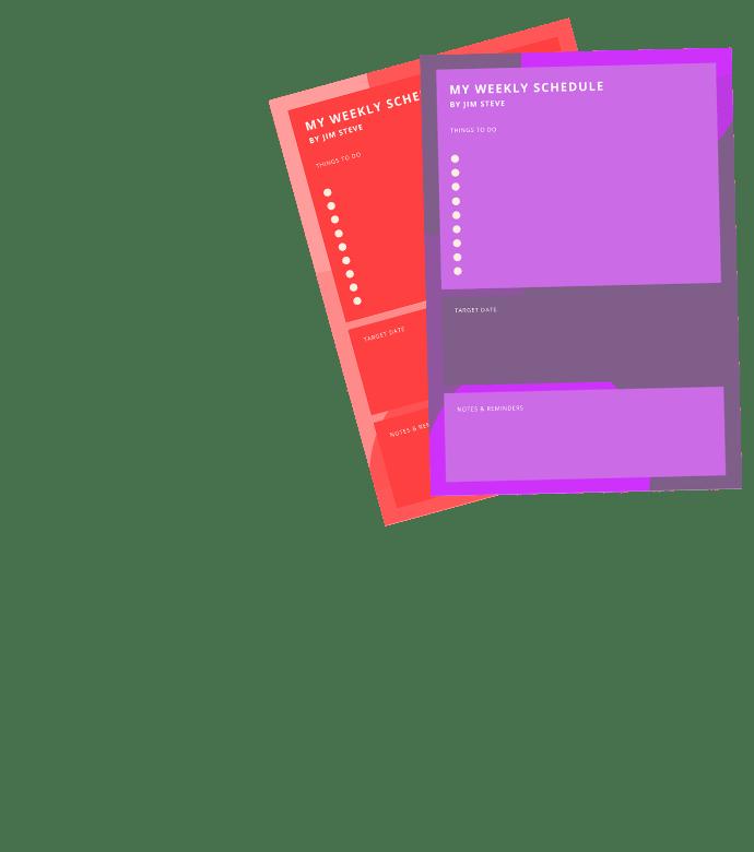 Schedule Generator