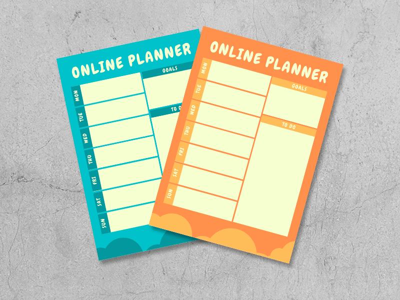 Online Planner Maker