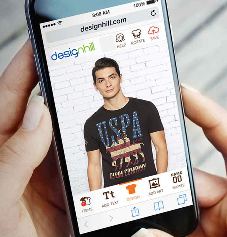 Design Sports Apparel - Custom Sports t-shirt for Your Team