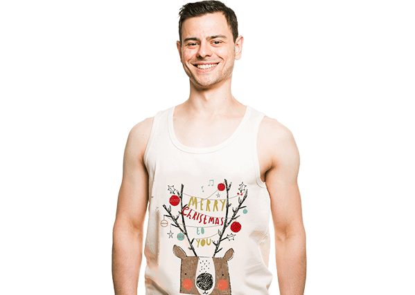 create your own cool custom tank top