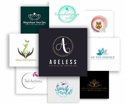 Spa, Beauty and Salon Logos