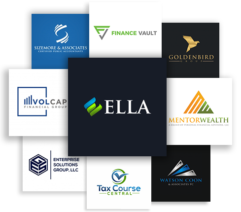 Accounting Services Logos