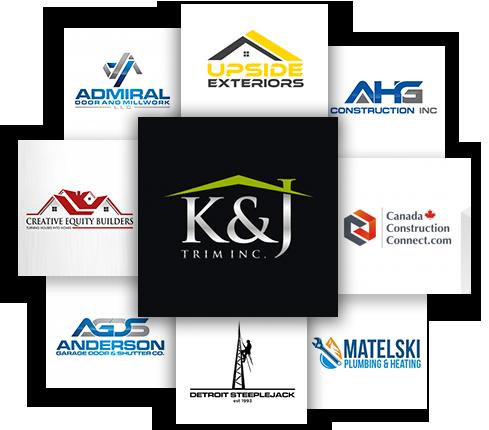 construction company logos