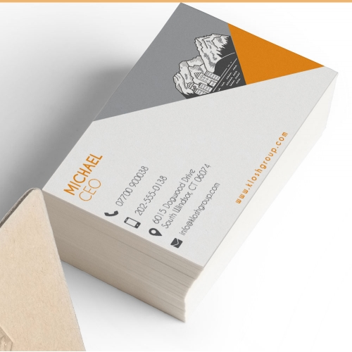 Consulting Best Business Card Designs