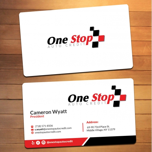 Make Your Own Business Cards