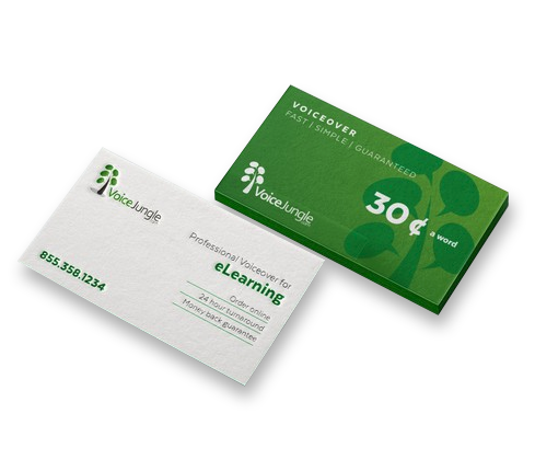 Education Business Card Designs