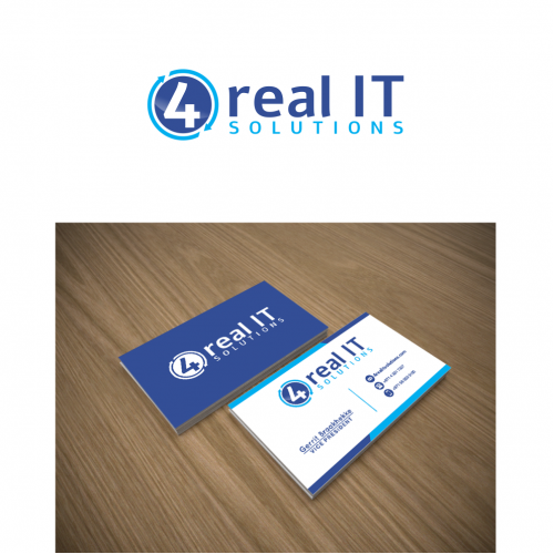 IT Logo & Business Card Designs