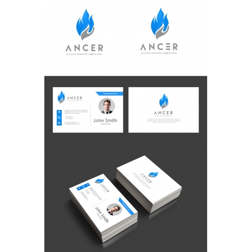 Financial Logo & Business Card Designs