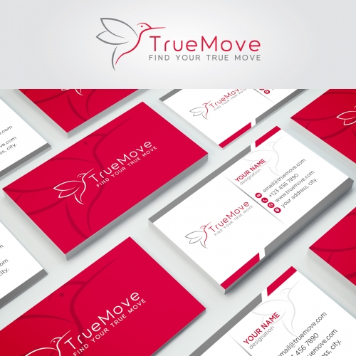 Yoga Logo & Business Card Designs