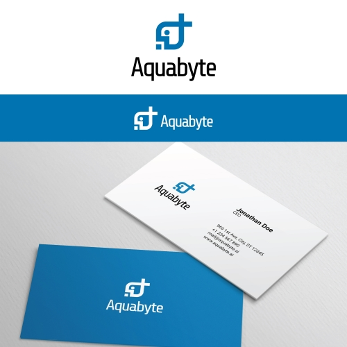 Logo business card buy custom business card logos online tech logo business card designs reheart Image collections