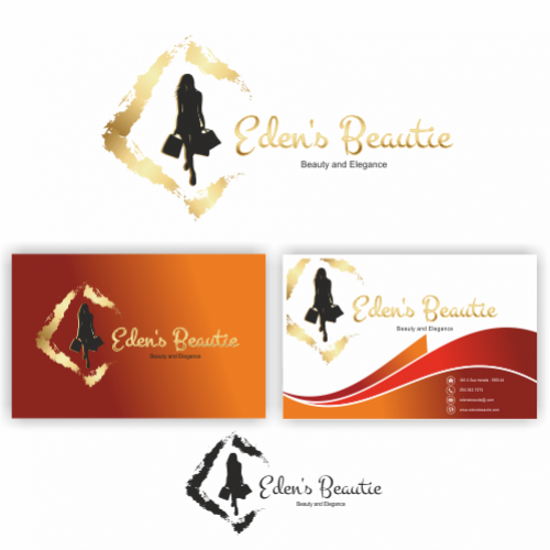 Fashion & Clothing Logo & Business Card Designs