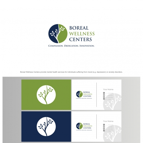 Medical Logo & Business Card Designs