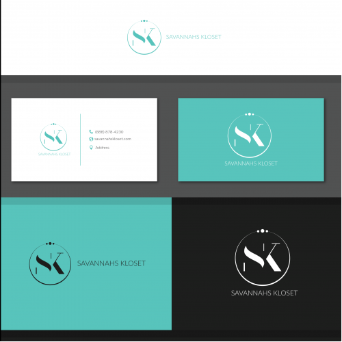 jewelry logo business cards