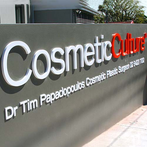 Cosmetic Digtal Signage