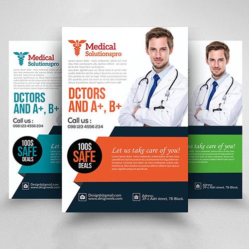 Medical Print Design