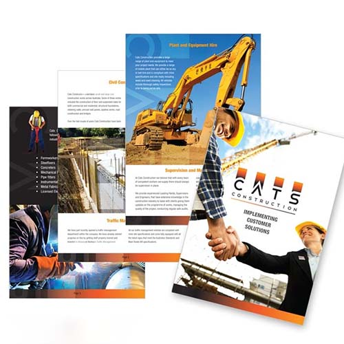 Print Design Construction