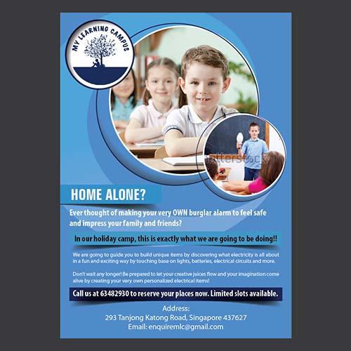 Flyer Design For Education