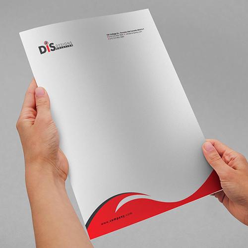 Company Letterhead Designs