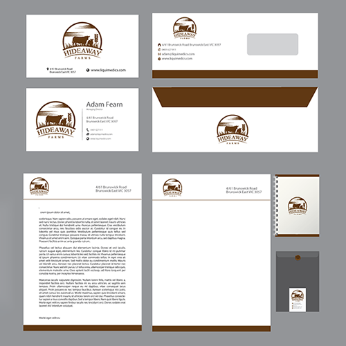 Personal Stationery Designs
